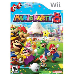 Mario Party 8 - Nintendo Switch