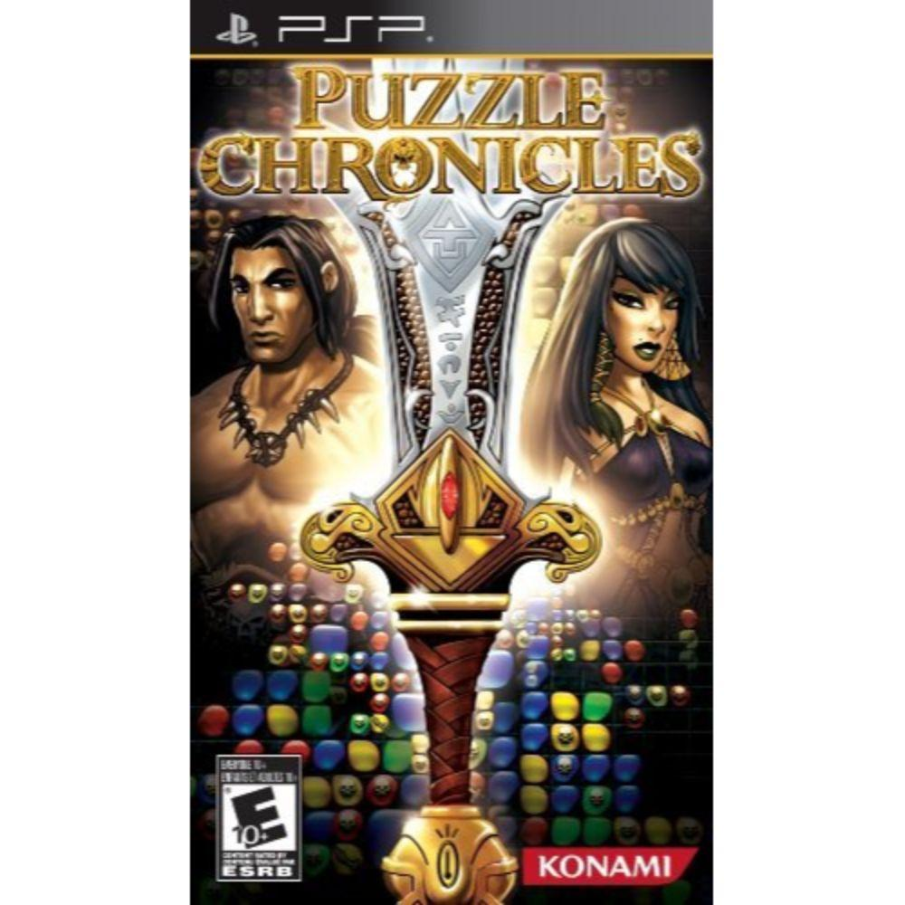 Puzzle Chronicles - Sony Psp