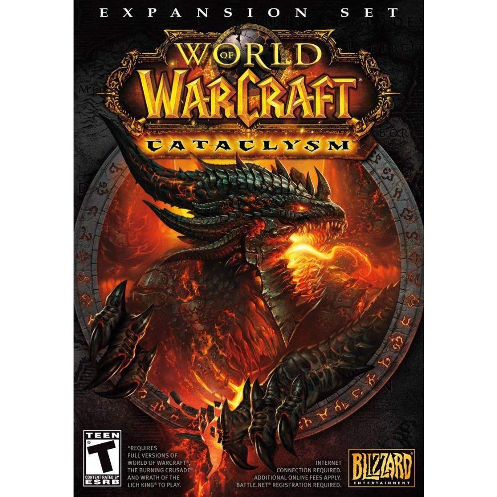 World Of Warcraft: Cataclysm Expansion Set