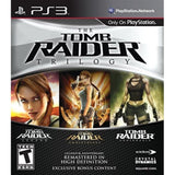 Tomb Raider Trilogy - Playstation 3