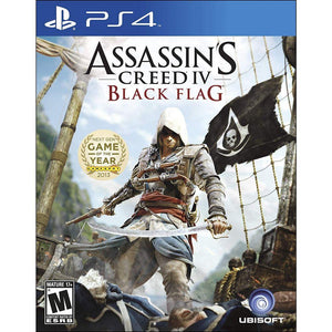 Assassin's Creed IV Black Flag - PlayStation 4