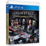Injustice: Gods Among Us (Ultimate Edition) - Playstation 4