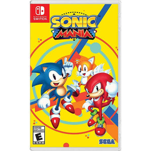 Hot Topic Sonic Mania - Nintendo Switch