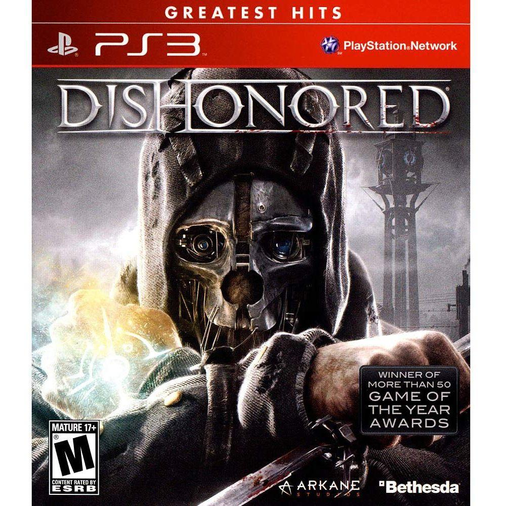 Dishonored Goty Edition - Playstation 3