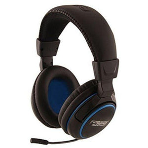 KMD Pro Gamer Headset Large - Black