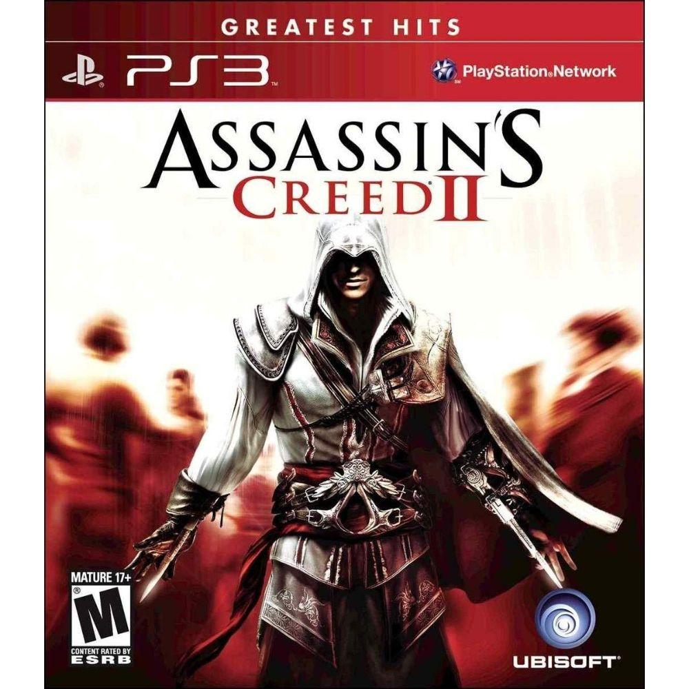 Ubisoft Assassin's Creed II - Greatest Hits Edition - Playstation 3