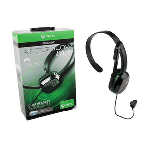 PDP Xbox One LVL 1 Chat Gaming Headset (Black)