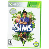The Sims 3 Platinum Hits Edition - XBOX 360