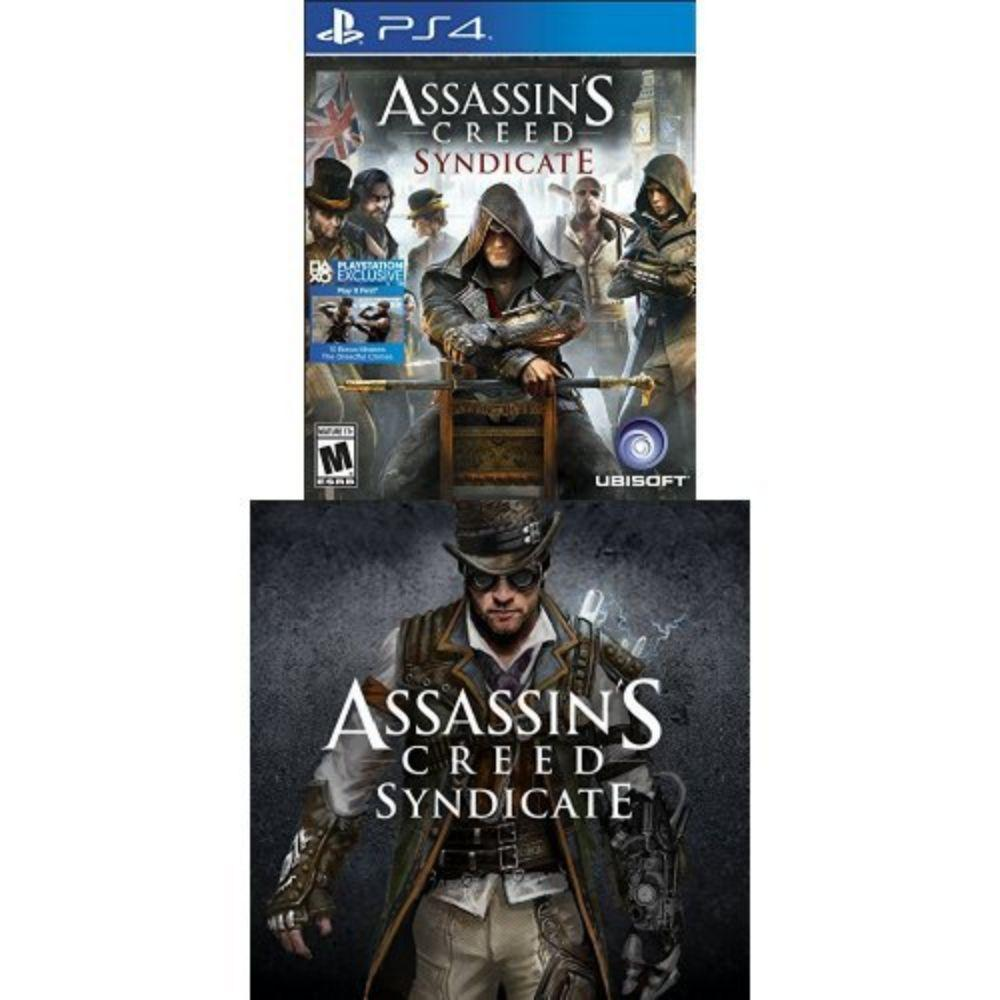 Assassin's Creed Syndicate with Steampunk Pack - Playstation 4