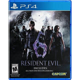 Resident Evil 6 - PlayStation 4