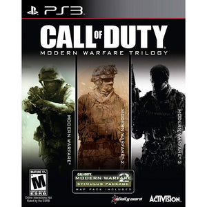 Call of Duty: Modern Warfare Trilogy  - PlayStation 3