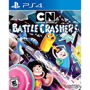 Cartoon Network Battle Crashers - Playstation 4