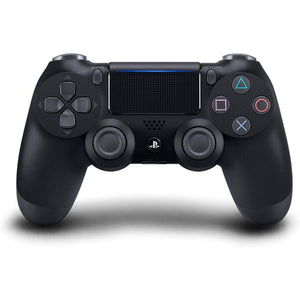 Dualshock 4 Wireless Controller - Jet Black - PlayStation 4