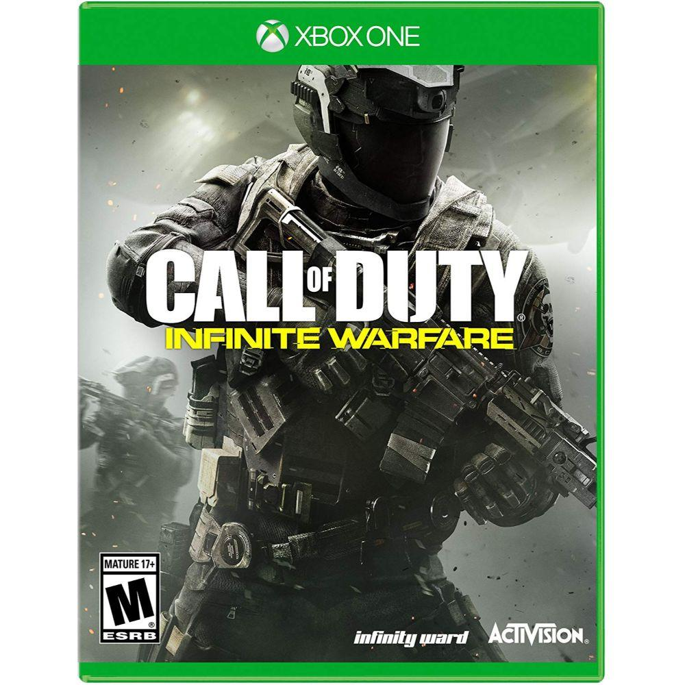 Call Of Duty Infinite Warfare Spanish/English - Xbox One