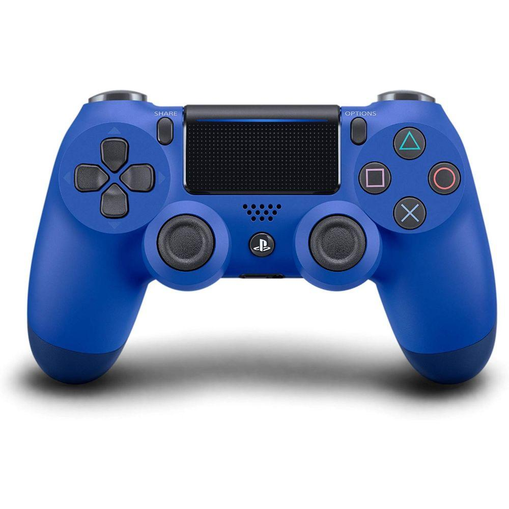 Sony DualShock 4 Wireless Controller - Wave Blue - PlayStation 4
