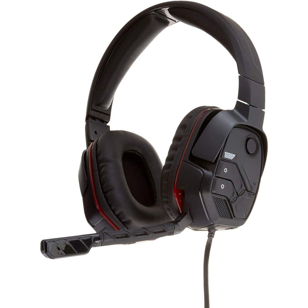 PDP Universal Afterglow LVL 6+ Haptic Gaming Headset for Xbox One, PS4, PC & Mobile, 090-072-NA