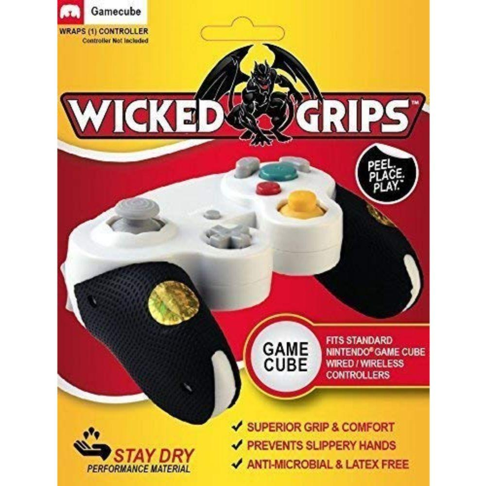 Wicked-Grips High Performance Controller Grips for Nintendo - GameCube