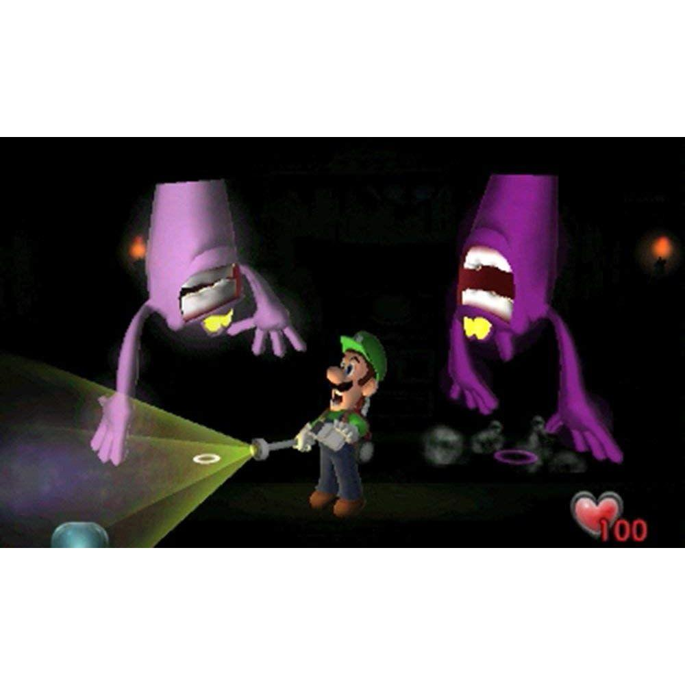 Luigi's Mansion - Nintendo 3DS