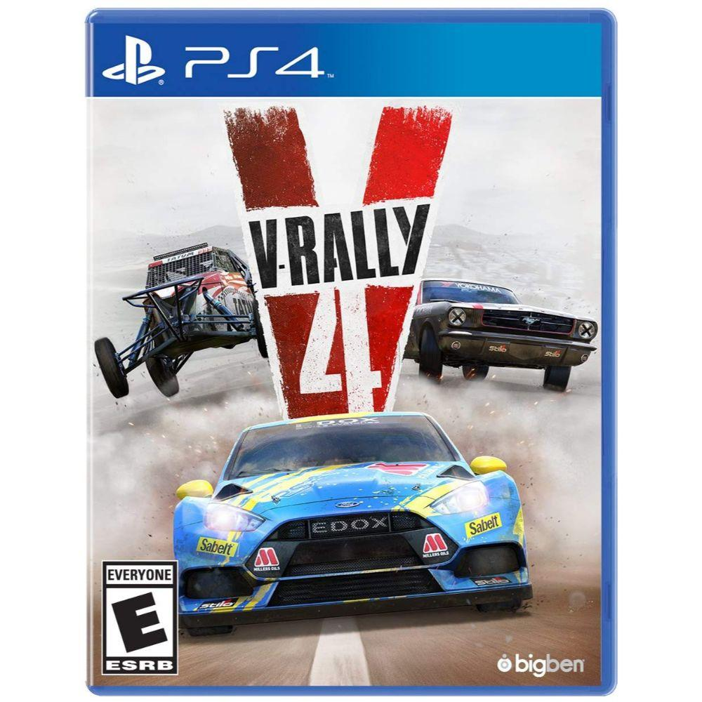 V-Rally - Playstation 4