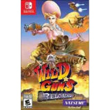 Wild Guns: Reloaded - Nintendo Switch