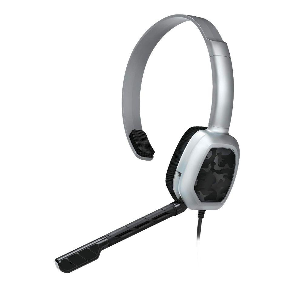 PDP Xbox One LVL 1 Chat Gaming Headset (Silver)