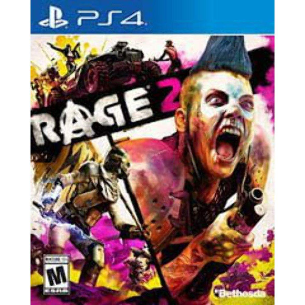 Bethesda Rage 2 - PlayStation 4