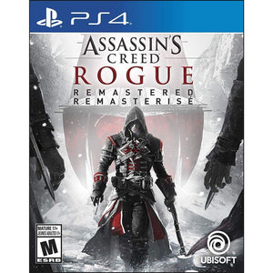 Assassin's Creed Rogue Remastered - Playstation 4