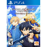 SWORD ART ONLINE: Alicization Lycoris - PlayStation 4