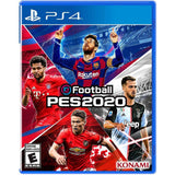 Konami Efootball Pes 2020 - Playstation 4