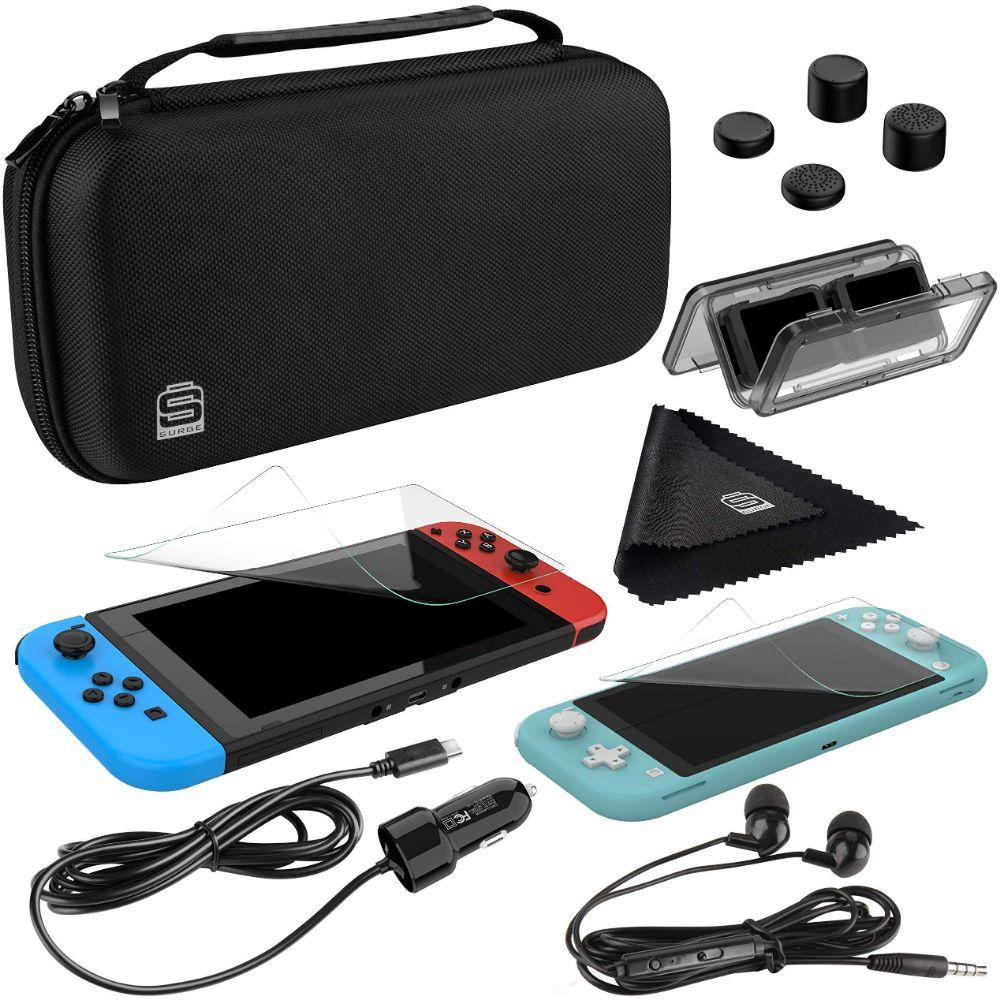 Switch & Switch Lite Starter Kit by Surge