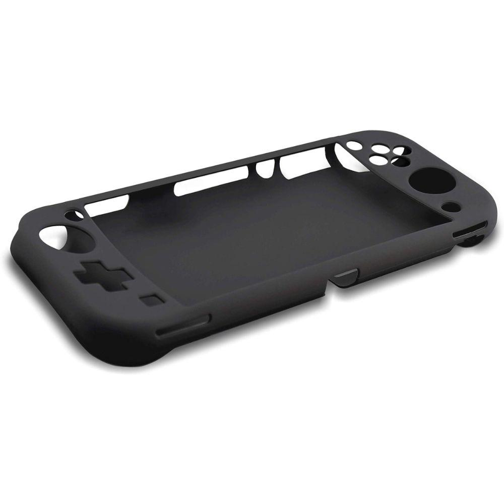 Nyko Silicone Grip Cover  Soft Protective Cover with Ergonomic Grip for Nintendo Switch Lite