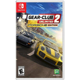 Gear Club Unlimited 2: Porsche Edition - Nintendo Switch