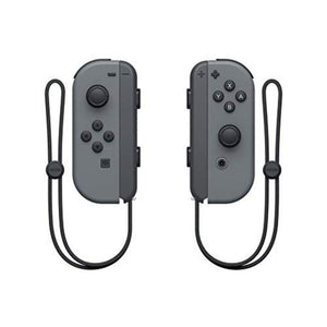 Nintendo Switch with Gray JoyCon