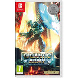 Gigantic Army VGNY exclusive cover - Nintendo Switch