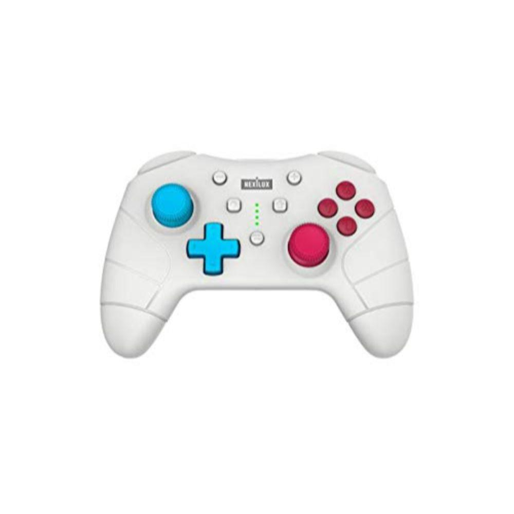 Wireless Pro Mini Controller for Nintendo Switch (Motion Sensor & Turbo Enhanced), PC, Android Phone and Android TV - Light Gray