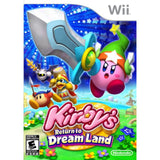 Kirby's Return to Dream Land - Nintendo Wii
