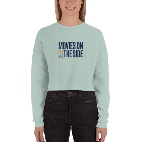 MOTS Crop Sweatshirt