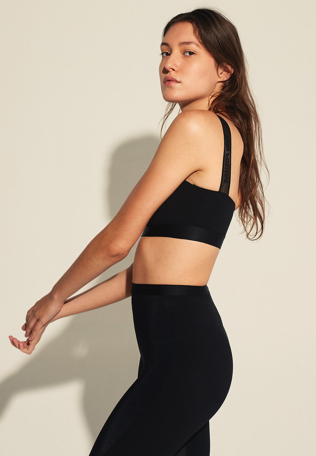Brassière Sporty Straight Black