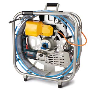 Drain Cleaning Machine (#RCM-10-X)