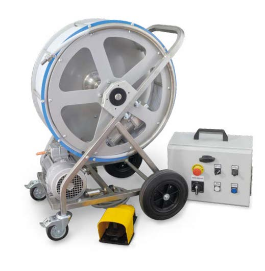 Renssi Drain Cleaning Machine (#RCM-36-US)