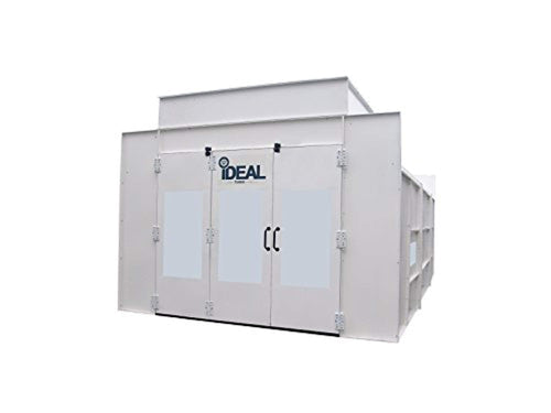 iDeal Semi Down Paint Booth