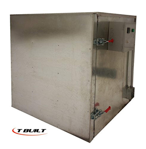 Batch - Curing - Powder Coat Oven, Single Phase Elec, 3x3x3
