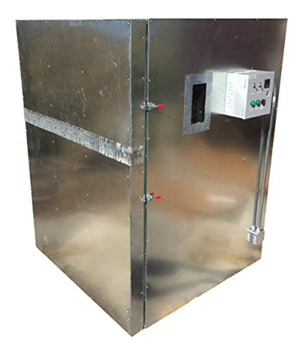 Batch - Curing - Powder Coat Oven, Single Phase Elec, 4x4x6