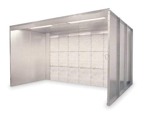 Paint Spray Booth, 8 x7 x6 ft.