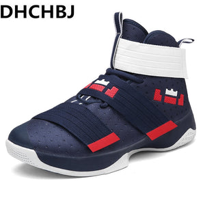 4c294105371233 2019 Professional Basketball Shoes Lebron James High Top Gym Training Boots  Ankle Boots Outdoor Men Sneakers