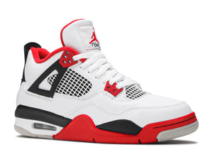 Jordan 4 Retro GS Fire Red
