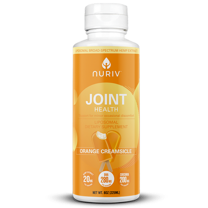 Joint Health & Inflammation Broad-Spectrum Hemp Extract