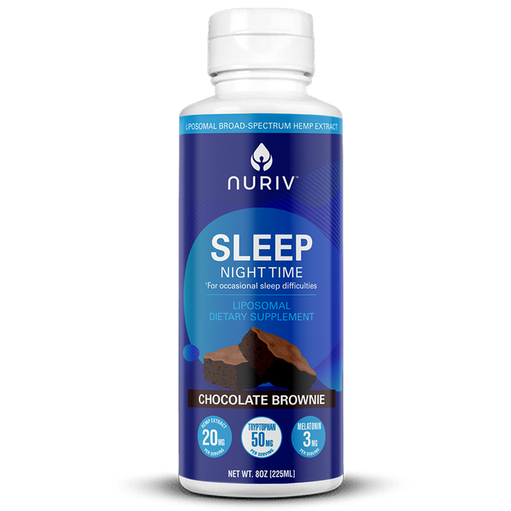 Sleep Night Time Broad-Spectrum Hemp Extract