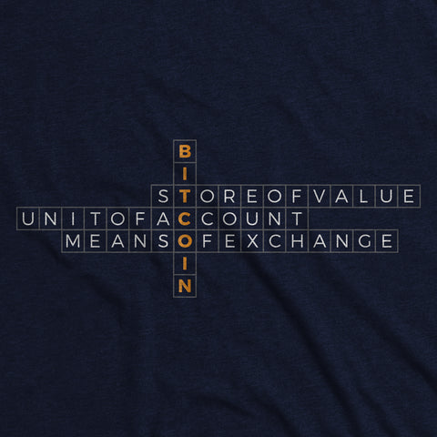 Crossword - Bitcoin Apparel