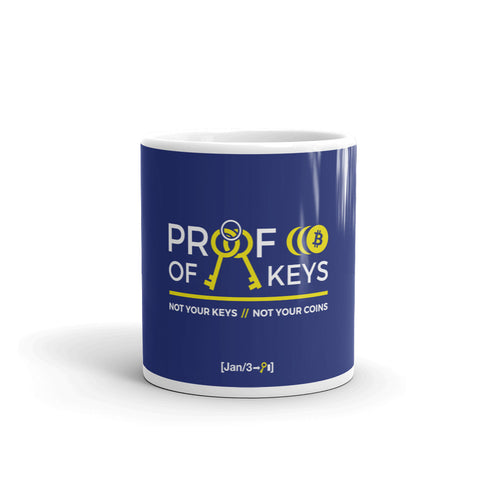 Proof Of Keys - Mug
